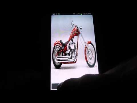 Video of Choppers 2 Live Wallpaper