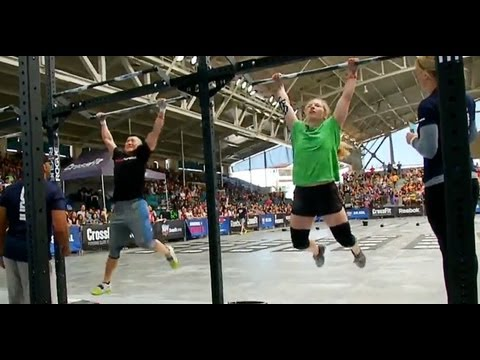 event - The CrossFit Games -- (http://games.crossfit.com) Watch the live footage of Women's Event 4, the 100s Chipper, live from the SoCal Regional.