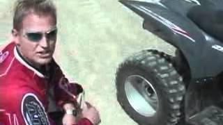 7. Yamaha Wolverine 450