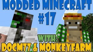Modded Minecraft The Cake Is No Lie! - Automatic Cake Machine (Pt. 2) - Feed the Beast #17