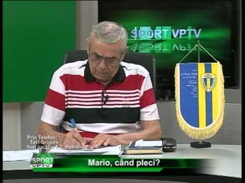 Emisiunea Sport VPTV – Valentin Alexandru, Daniel Chiriță și Gabriel Popescu – 8 septembrie 2014