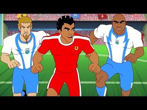 "Supa Strikas - Season 6 - ""Humble Shakes"" - Teaser   Kids Cartoon"
