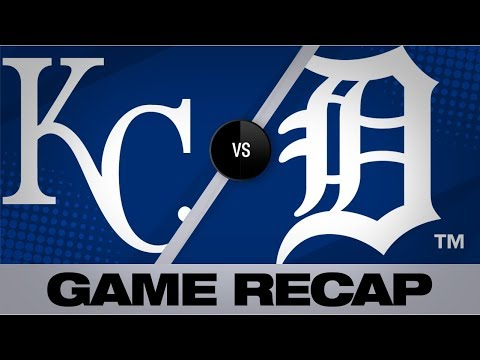 Video: Dozier, Soler each crush 2 homers in win | Game Highlights Royals-Tigers 8/11/19