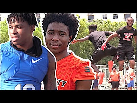 🔥🔥 Tournament Of Chambers 7v7 ( Miami , FL) Under The Radar Top Plays Highlight Mix