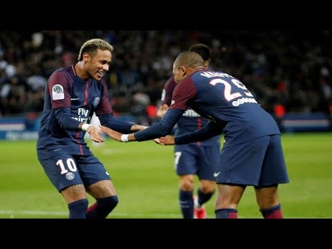 PSG vs Lyon 2-0 - All Goals & Extended Highlights - 17/09/2017 HD