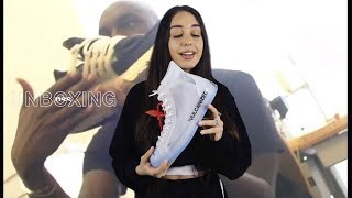Unboxing the Converse x Virgil Abloh Chuck 70 w/ Ilaria Bigg