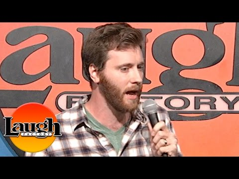Johnny Beehner - Healthy Eating (Stand-Up Comedy)