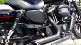 3. Used 2010 Harley Davidson Sportster Iron 883 for sale Price Specs review