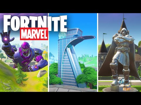 ALL Fortnite Season 4 SECRET MAP CHANGES & WEAPON CHANGES