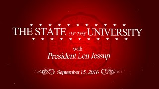 2016 UNLV State of the University Address