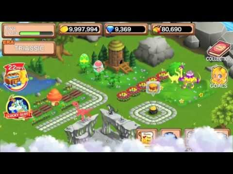 Video of Jurassic Story - Dragon Game