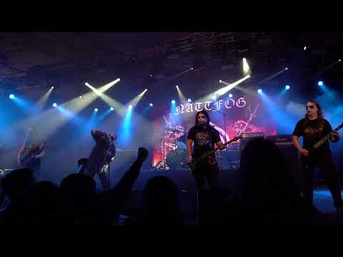 Nattfog, live at Steel Fest Open Air 2018 (видео)