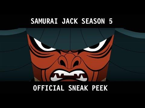 Samurai Jack (Season 5) - Official Sneak Peek [HD]