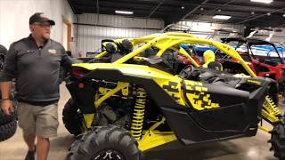 9. 2019 Can Am Maverick X3 xmr Walk-Around