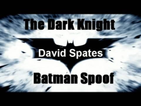 Batman Dark Night #1 ( Spoof ) 😂COMEDY😂 ( David Spates )