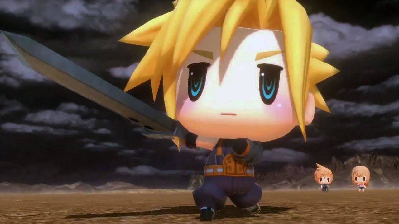 WORLD OF FINAL FANTASY Trailer [E3 2015] #VideoJuegos #Consolas