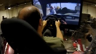GTA V Played On Motion Control Simulator Is Epic