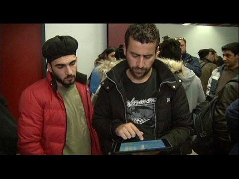 Ιρακινοί πρόσφυγες εγκαταλείπουν τη Γερμανία