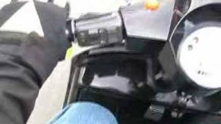 6. How to shift gears on a Vespa