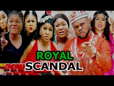 ROYAL SCANDAL SEASON -1- {NEW MOVIE} -DESTINY ETIKO & KEN ERICS  2020 LATEST NIGERIAN MOVIE2020