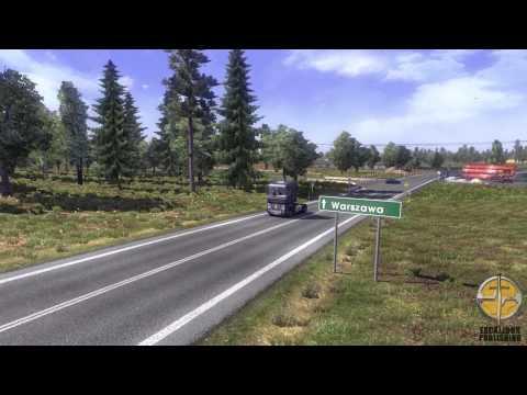 Euro Truck Simulator 2: Go East