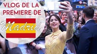 Los secretos de la premiere en Madrid! #TiniPremiereMadrid | TINI - YouTube