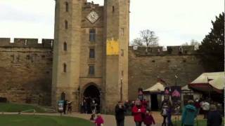 Warwick United Kingdom  city photos : Warwick Castle (A Brief Tour), Warwickshire, United Kingdom