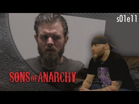 Sons of Anarchy: 1x11 REACTION