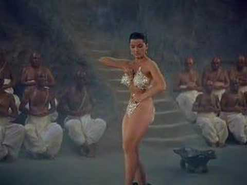 Debra - Debra Paget in Fritz Lang's INDIAN EPIC from Fantoma DVD http://www.fantoma.com.