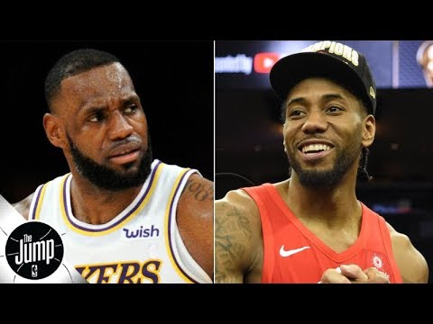 Video: The Lakers will finish 5th in the West, Clippers tied for 1st according to ESPN experts | The Jump