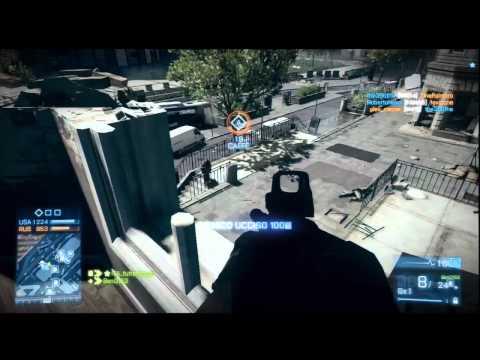 Battlefield 3 Montage || Dao-12 || HD