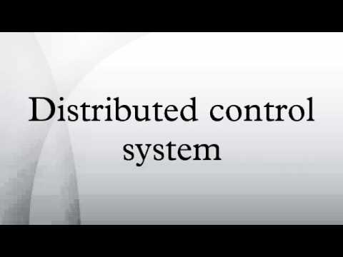 Distributed control system