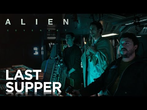 Alien: Covenant (Viral Video 'Prologue: Last Supper')