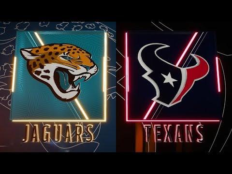 Madden 20 Week 2 Jaguars @ Texans
