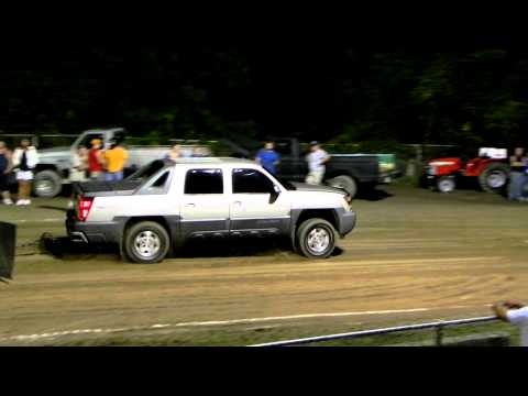 Chevrolet Avalanche Pull