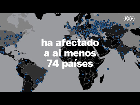Video Un ciberataque de 'ransomware' afecta a empresas de todo el mundo | Tecnología download in MP3, 3GP, MP4, WEBM, AVI, FLV January 2017