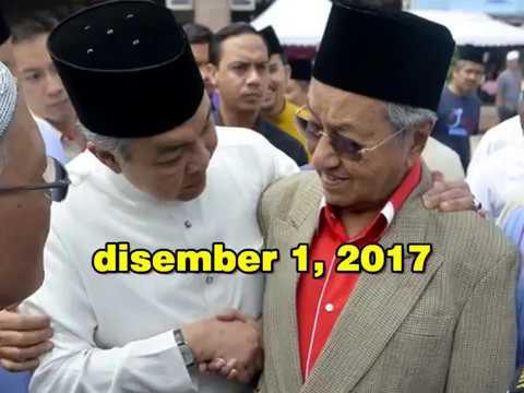 Zahid Hamidi Hina Keturunan Tun Dr Mahathir Tapi Apa Yg Berlaku Saksikan