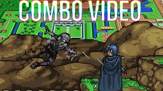 Sky High – An SSF2 Combo video
