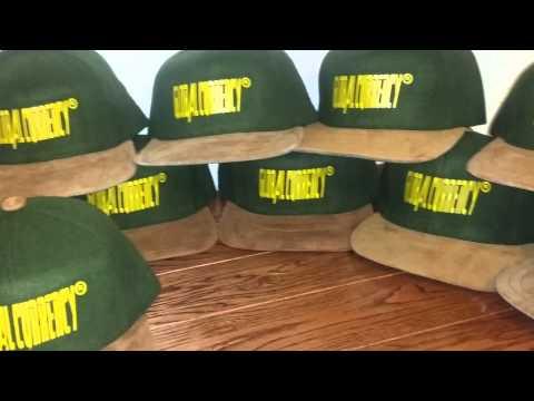GLOBAL CURRENCY®    WOOL & SUEDE MESH HATS   