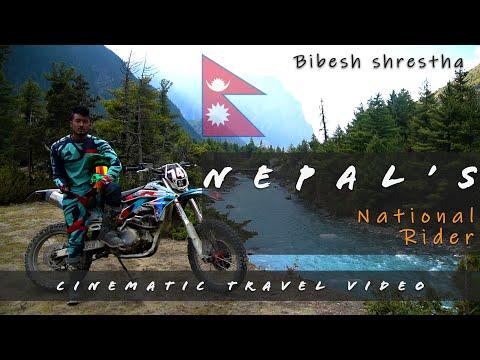 TILICHO - World's Highest Lake || Nepal Off-Road BIKE ||    || BIBESH SHRESTHA ||