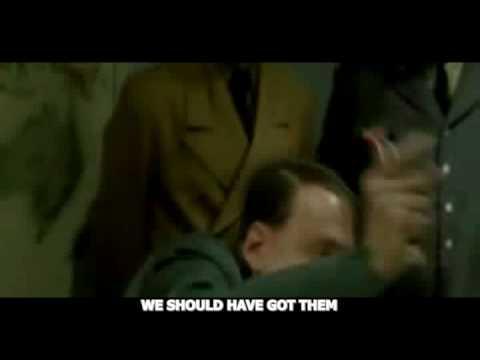 Hitler Learns Orgo.