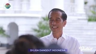 Video Ternyata Pak Jokowi Bisa Menyanyikan Theme Song Lida 2019 #DangdutanBarengPresiden MP3, 3GP, MP4, WEBM, AVI, FLV Maret 2019