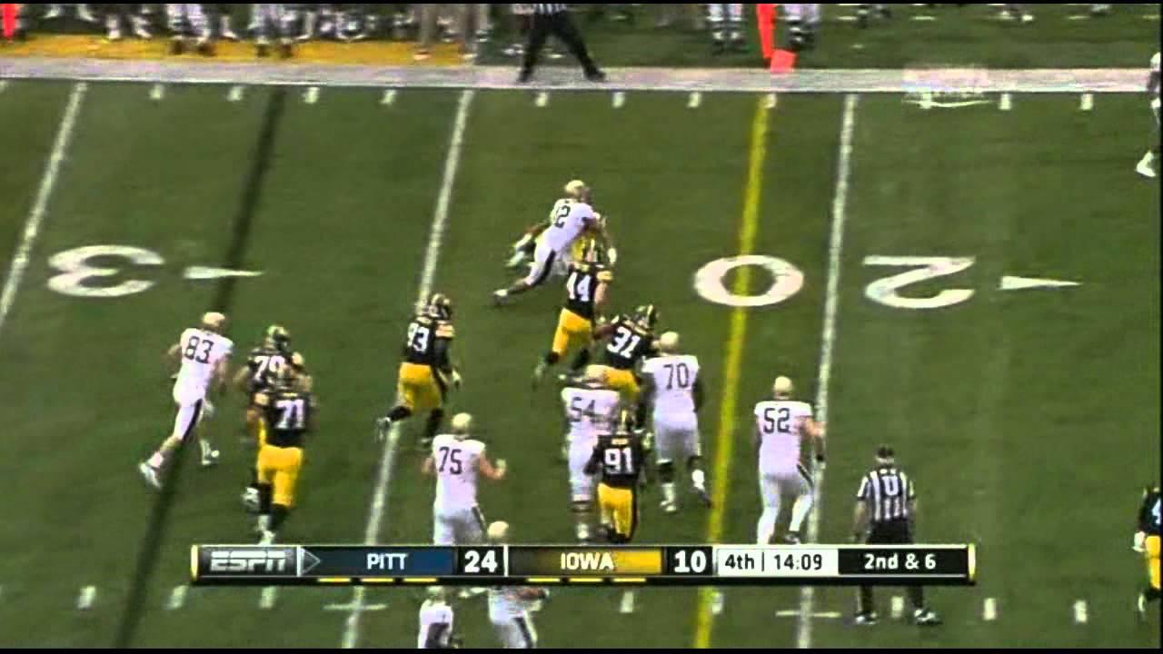 Micah Hyde vs Pittsburgh (2011)