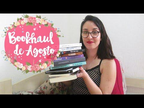 BOOKHAUL DE AGOSTO | por Carol Sant
