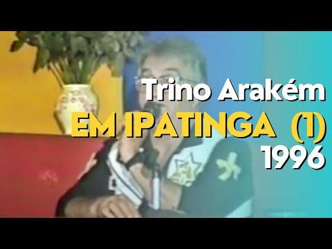 Trino Arakém - Nestor - Palestra em Ipatinga 1