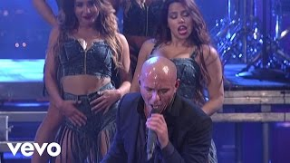 Pitbull - Timber (Live On Letterman)