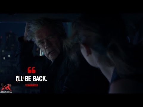 Terminator Genisys (2015) Telugu  - I'll Be Back Scene (8/10) | Movieclips