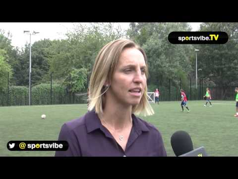 Faye White Discusses Arsenal's Chances Over The 2014/15 Season