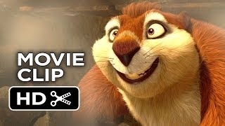 The Nut Job Movie Clip   What D You Have For Breakfast   2014    Brendan Fraser Animated Movie Hd