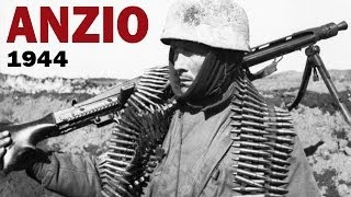 Anzio Italy  City pictures : WW2 in Italy - Battle of Anzio | 1944 | Italian Campaign: Operation Shingle | WWII Documentary Film
